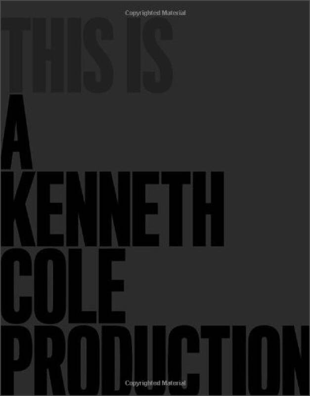 A Kenneth Cole Production