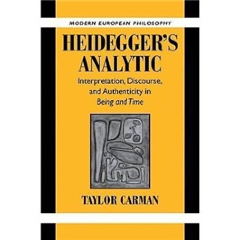 Heideggers Analytic