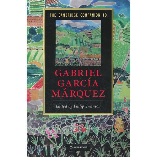 The Cambridge Companion to Gabriel Garciá Márquez