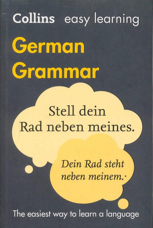 Collins Easy Learning: German Grammar[柯林斯轻松学:德语语法]