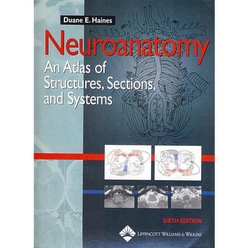 神经解剖学Neuroanatomy+CD