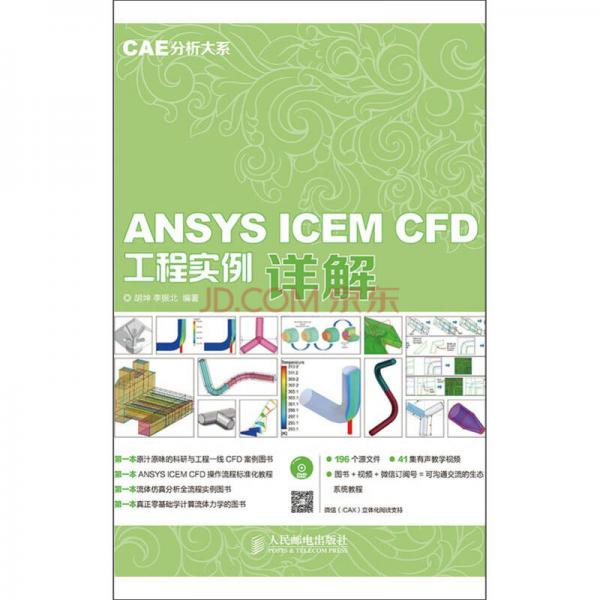 ANSYS ICEM CFD工程实例详解