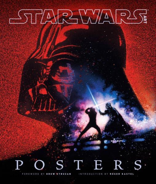 Star Wars Art: Posters 英文原版