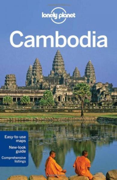 Lonely Planet Cambodia 锛�8th Edition锛�