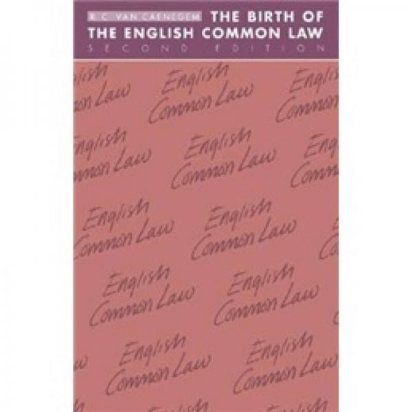 The Birth of the English Common Law