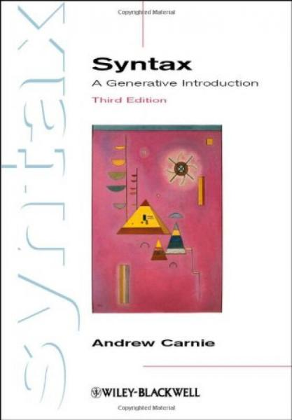 Syntax: A Generative Introduction
