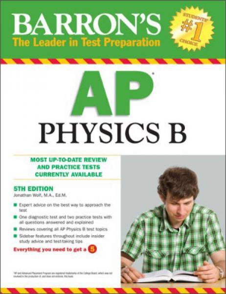 Barron's Ap Physics B