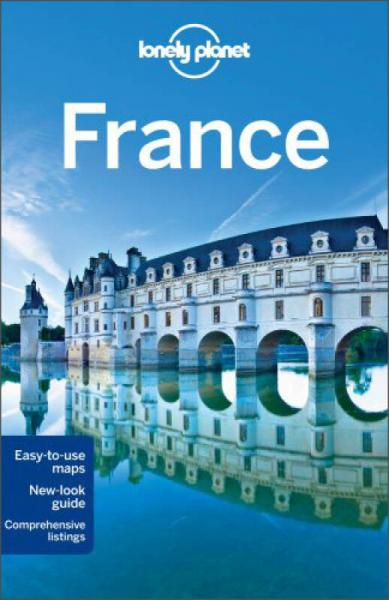 Lonely Planet: France 锛�Travel Guide锛�瀛ょ��������琛�����锛�娉���