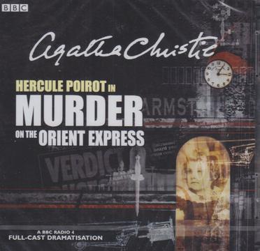 Murder on the Orient Express:Starring John Moffatt as Hercule Poirot
