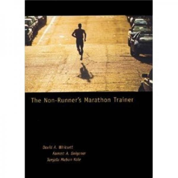 The Non-Runners Marathon Trainer