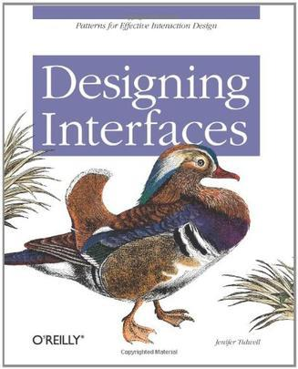 Designing Interfaces:Patterns for Effective Interaction Design