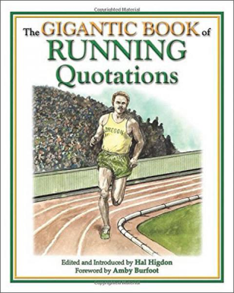 The Gigantic Book of Running Quotations
