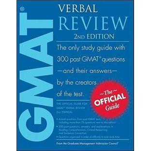TheOfficialGuideforGMATVerbalReview,2ndEdition