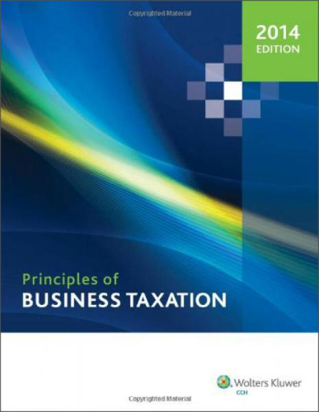 Principles of Business Taxation (2014)  企业税收原则(2014年版)