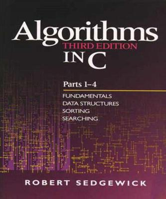 Algorithms in C, Parts 1-4