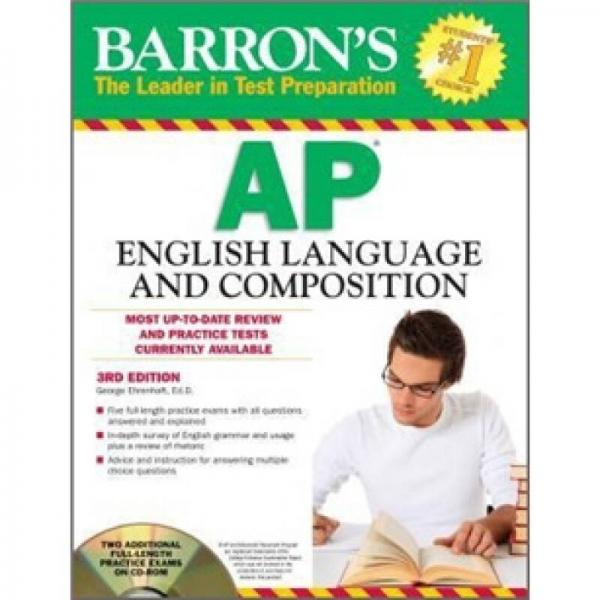 Barrons AP English Language and Composition , 4th E