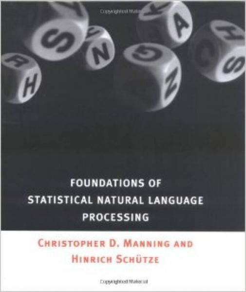 Foundations of Statistical Natural Language Proc