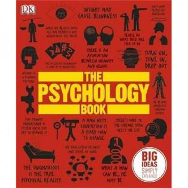 The Psychology Book. (Dk)[心理学]