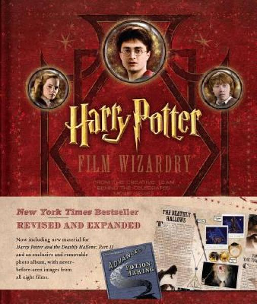 Harry Potter Film Wizardry (Revised and Expanded)哈利·波特的电影魔法 英文原版