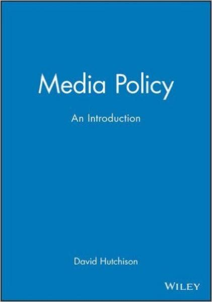 MediaPolicy:AnIntroduction