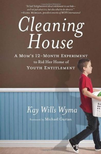 Cleaning House  A Moms Twelve-Month Experiment
