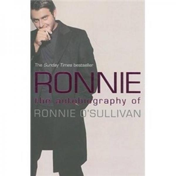 Ronnie: The Autobiography of Ronnie OSullivan