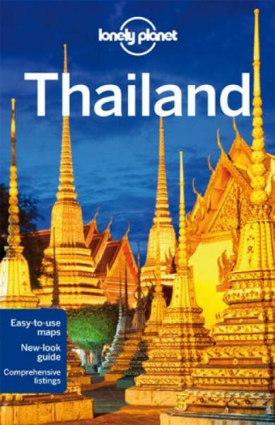 Lonely Planet Thailand 锛�15th Edition锛�