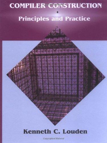 CompilerConstruction:PrinciplesandPractice