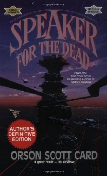 Speaker for the Dead 锛�Ender, Book 2锛�