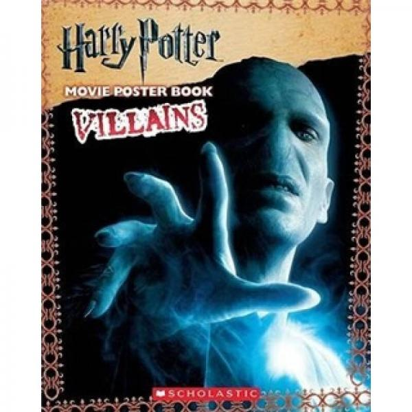 Harry Potter and the Deathly Hallows Part I: Villains (Harry Potter Movie T)