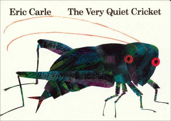 The Very Quiet Cricket [Board book][非常安静的蟋蟀]