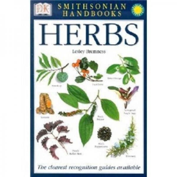 Smithsonian Handbooks Herbs