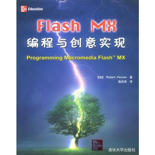 Flash MX编程与创意实现