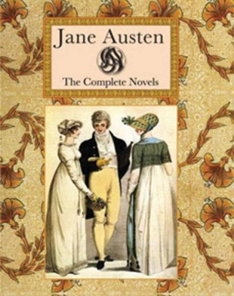 Jane Austen: The Complete Novels (Collectors Library)[简·奥斯汀小说]