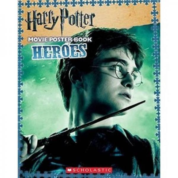 Harry Potter and the Deathly Hallows Part I: Heroes哈利波特和死神圣物1:英雄