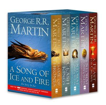 A Song of Ice and Fire - A Game of Thrones