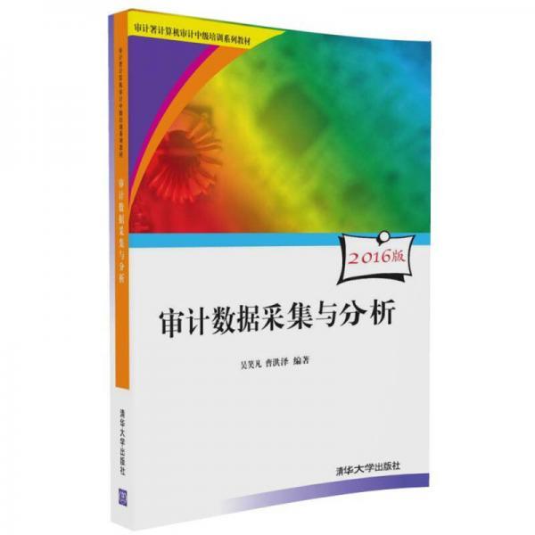 审计数据采集与分析/审计署计算机审计中级培训系列教材