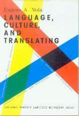 Language, culture, and translating