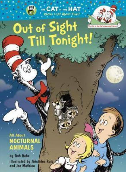 Out of Sight Till Tonight!  All About Nocturnal