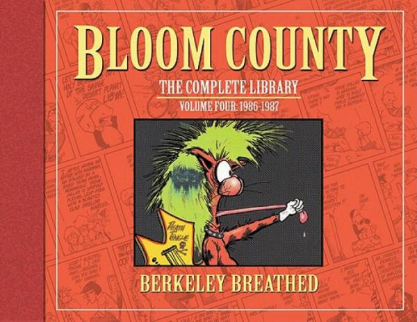 The Bloom County Library, Volume 4: 1986-1987