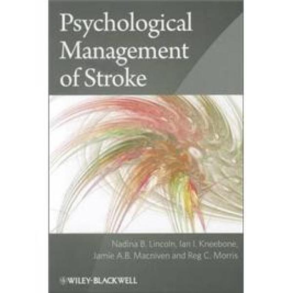 PsychologicalManagementofStroke