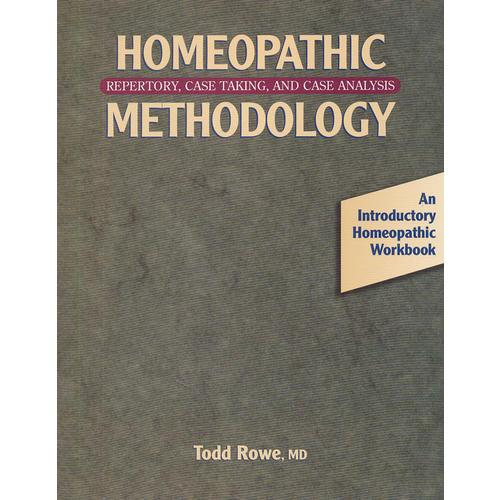 HOMEOPATHIC METHODOLOGY
