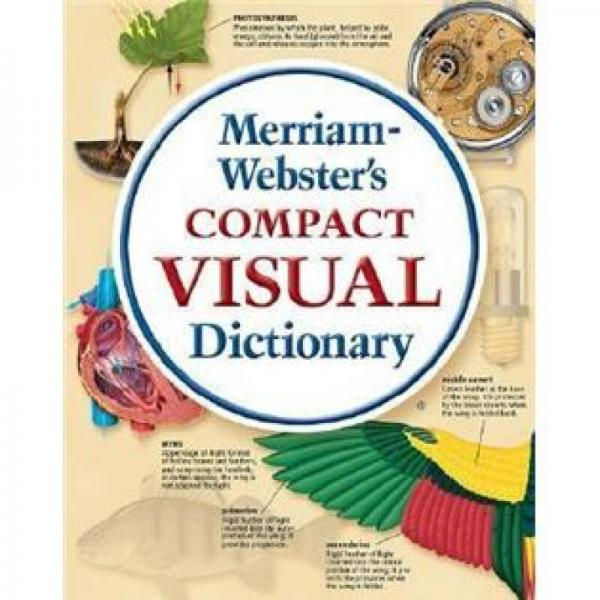 Merriam-Websters Compact Visual Dictionary