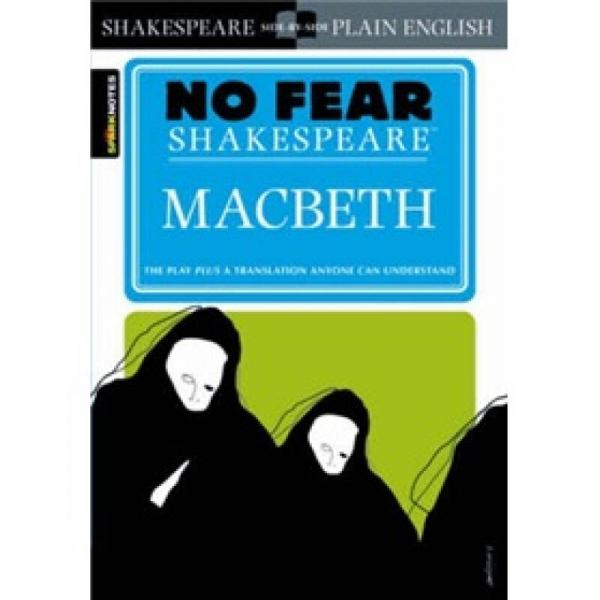 Macbeth (No Fear Shakespeare) [Macbeth (No Fear Shakespeare)]