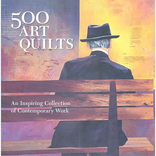 500 ART QUILTS  500种艺术织品