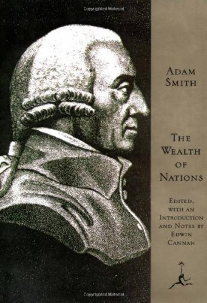 The Wealth of Nations 国富论 英文原版