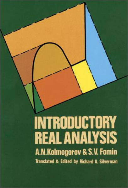 Introductory Real Analysis(Dover Books on Mathematics)