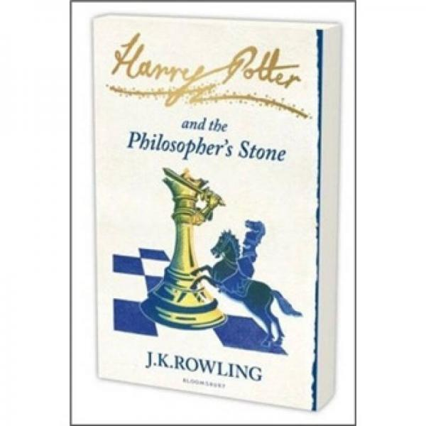 Harry Potter and the Philosopher's Stone哈利波特与魔法石
