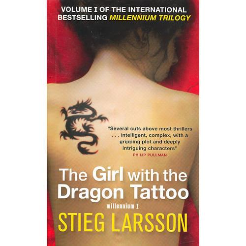 The Girl with the Dragon Tattoo 龙文身女孩