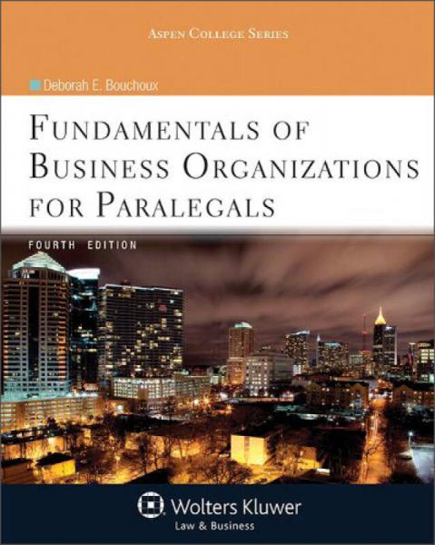 Fundamentals of Business Organizations for Paralegals, 4th Edition Law Sim Bundle